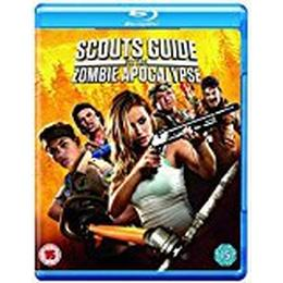 Scouts Guide To The Zombie Apocalypse [Blu-ray] [2015]